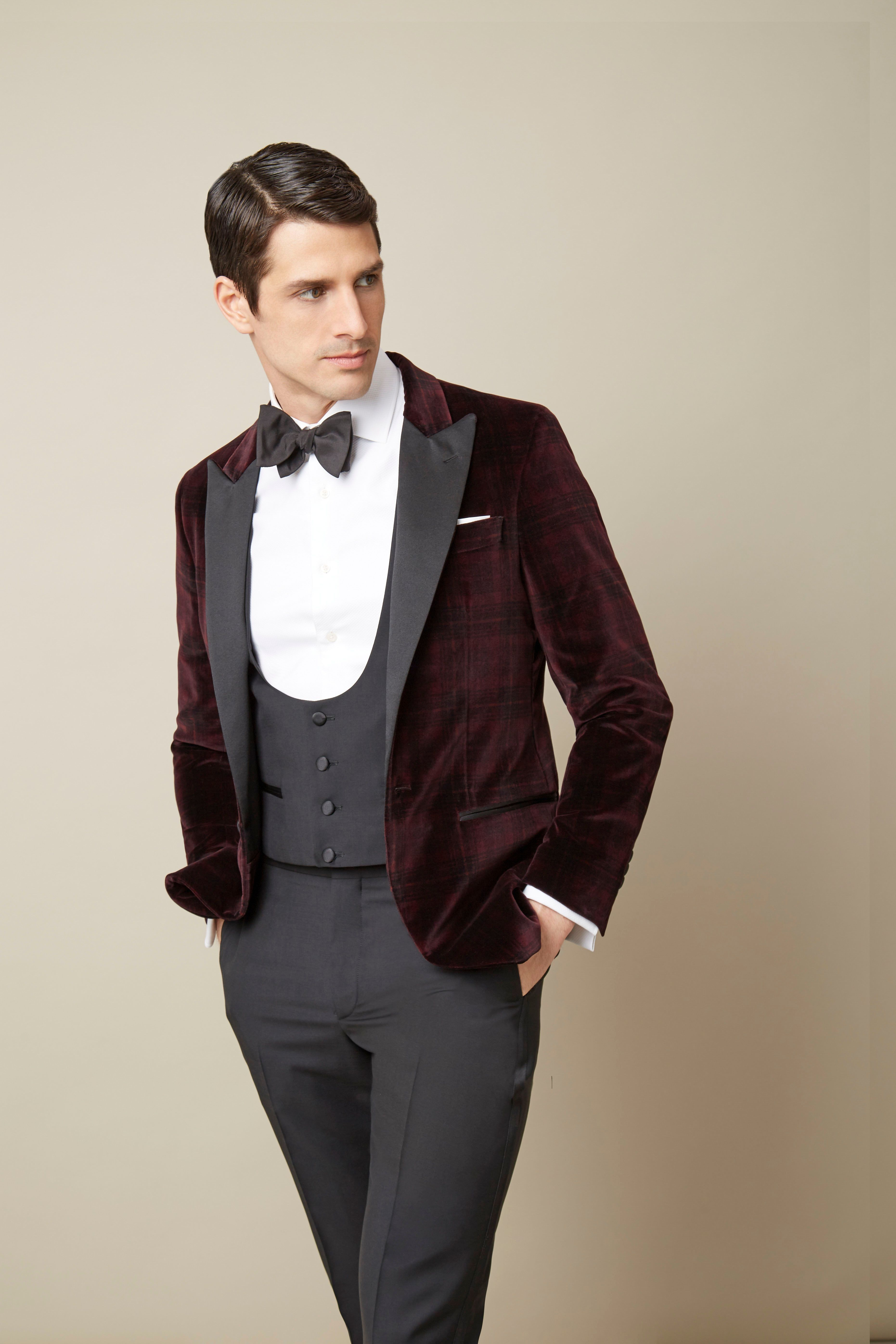 Hackett London | Ian\'s Stylish Gentleman\'s Evening Wear | Pinterest