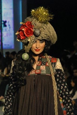 akif mahmood latest collection at pfdc fashion week 2011 lahore