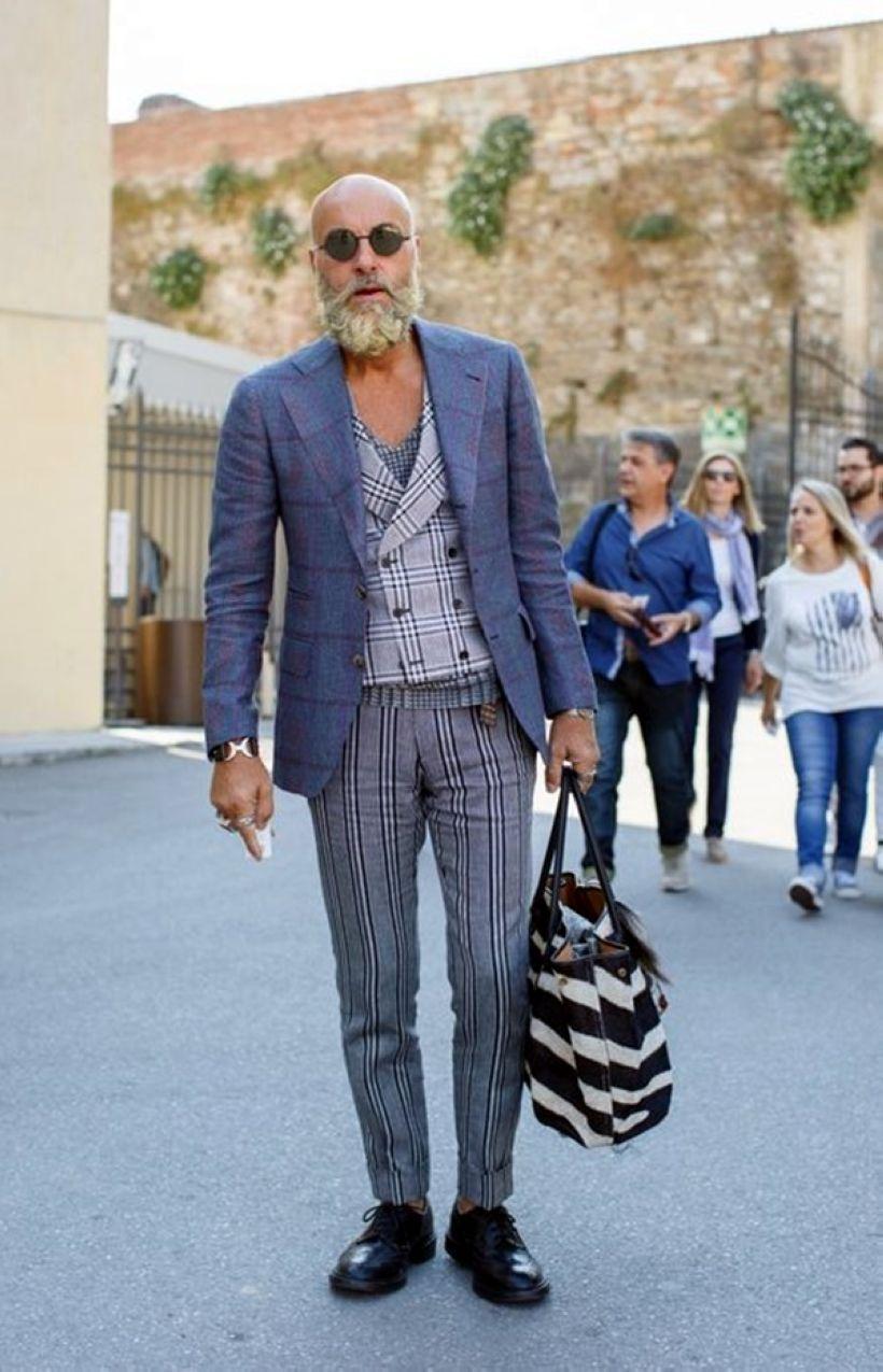 35 Outfit Ideas For Men Over 40 Older Men S Fashion Mens Fashion