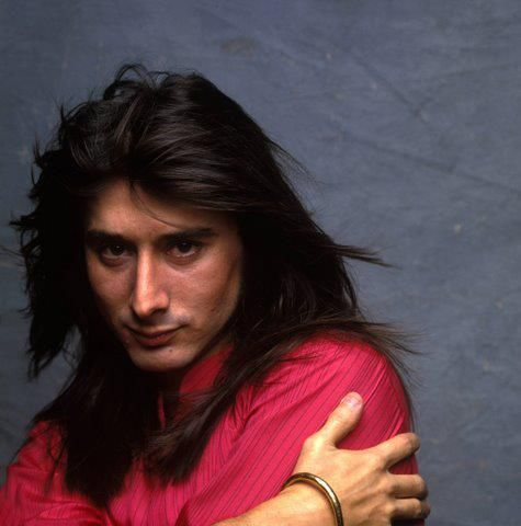 Evoltuion 1979 Steve Perry Journey Steve Perry Long Hair Styles