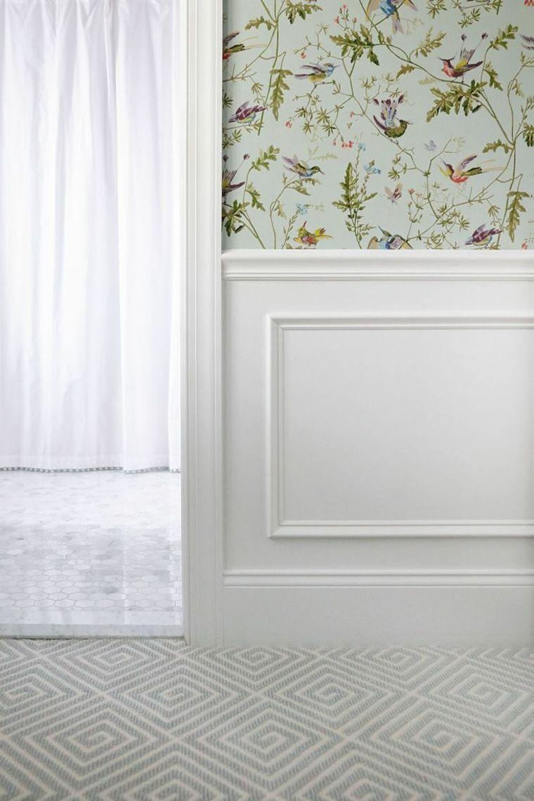 papier peint tendance pour une décoration moderne   deco and decoration