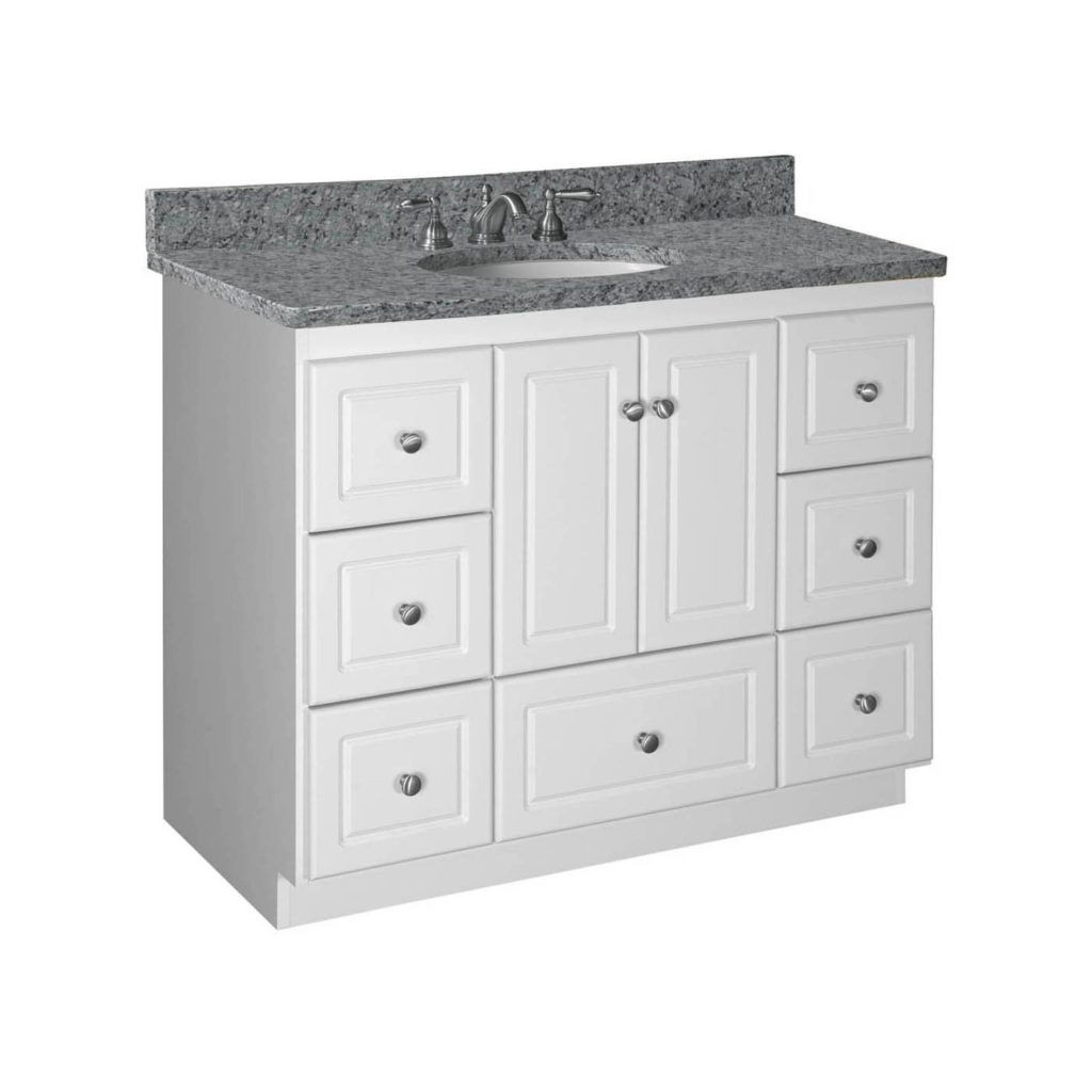 42 Inch Bathroom Vanity Base