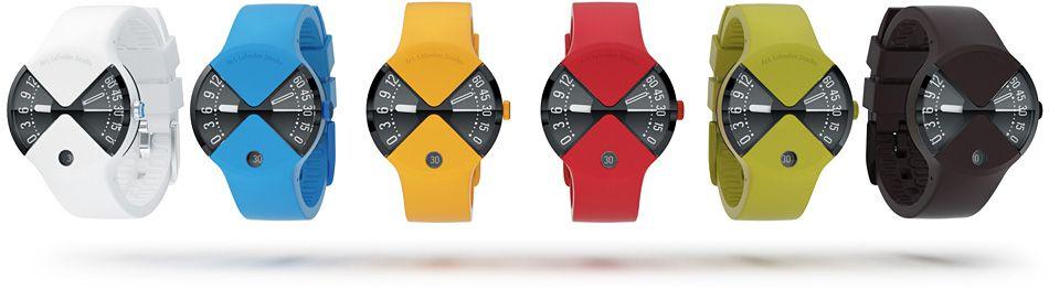 Sektorus watch (concept) by Art Lebedev