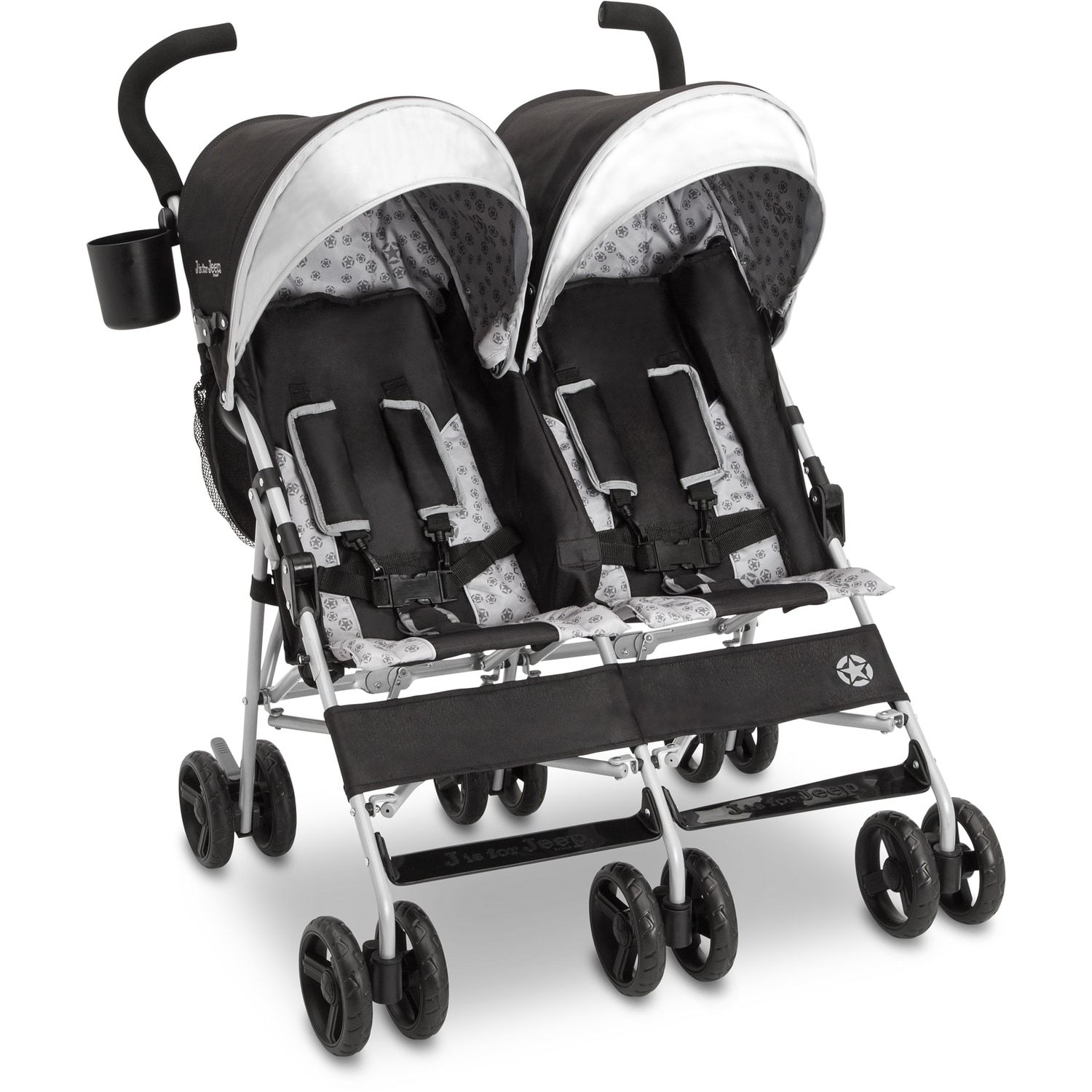 J is for Jeep Brand Scout Double Stroller Brand, Jeep,