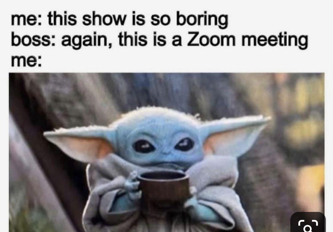 Pin By Ann Sagerson On Baby Yoda Yoda Meme Yoda Funny Funny Babies