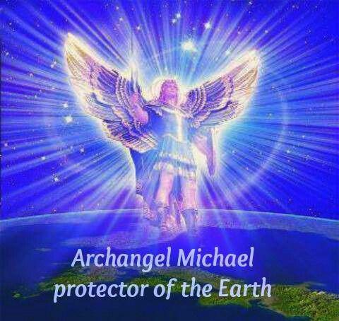 Archangel Michael Protector Of The Earth Archangel Gabriel