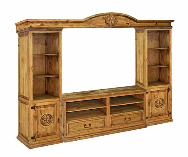 "Ivan Smith Furniture Main Office: TEXAS STAR 60"" TV STAND Ivan Smith Furniture $299.99"
