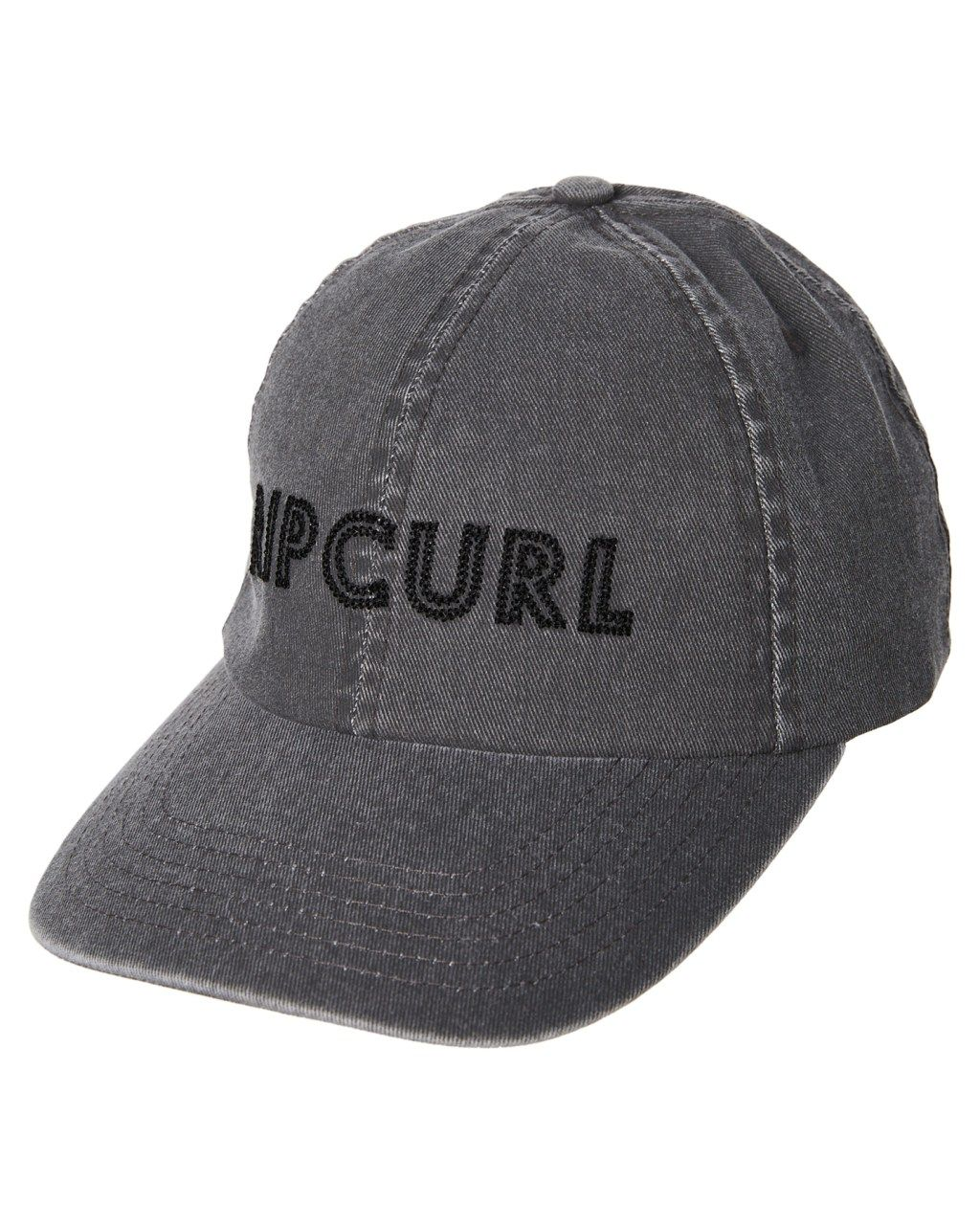 f925e4210d0496 Rip Curl Threads Surf Cap Grey Womens Accessories Other Size   Caps ...