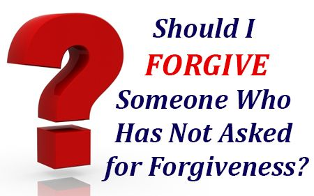 Should I Forgive Someone Who Has Not Asked for Forgiveness?  DEAR DANNI:  I have a friend who used to say all kinds of mean things to me and about me. She never apologized for any of it. But recently she seems to have changed and I want her to know that I notice the changes....  http://daniellawhyte.com/should-i-forgive-someone-who-has-not-asked-for-forgiveness/