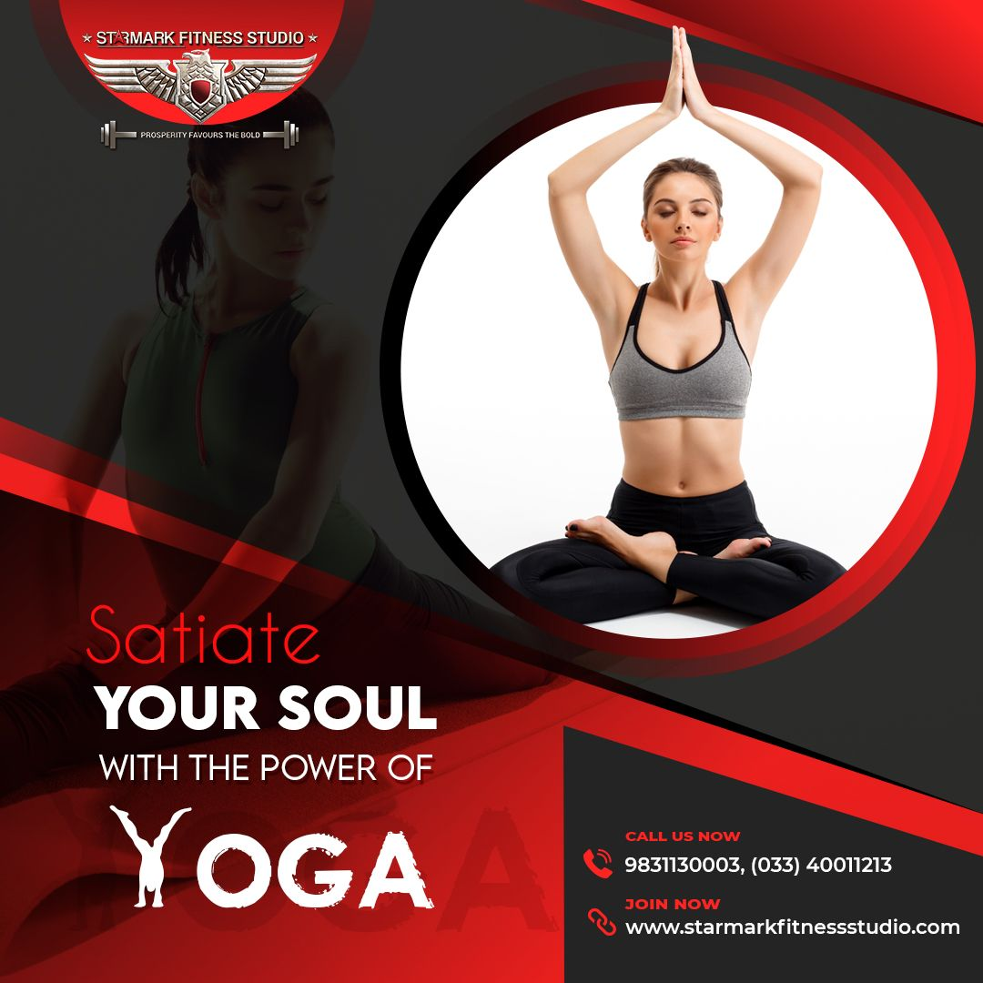 Satiate Your Soul With The Power Of Yoga Fitness Studio Best Gym Fun Workouts
