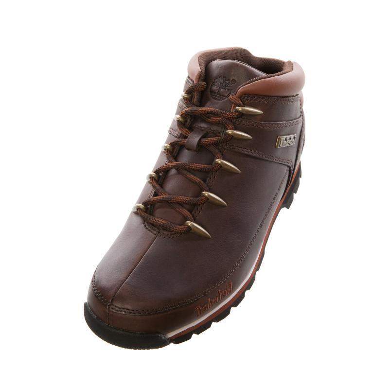 Timberland Mens Gents 6831r Euro Sprint Hiker Dark Brown