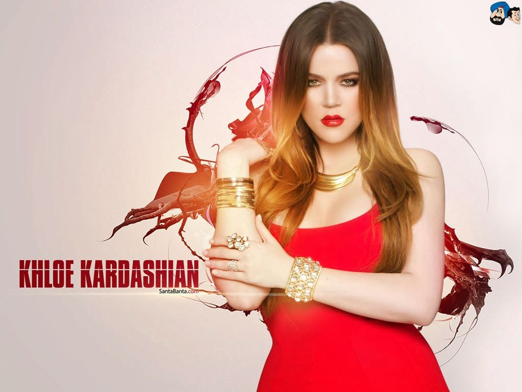 HD Wallpapers Khloe Kardashian