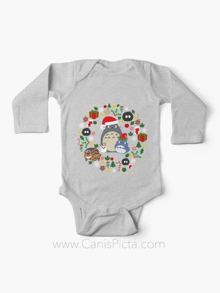 TooLoud My Very 1st Christmas Baby Romper Bodysuit