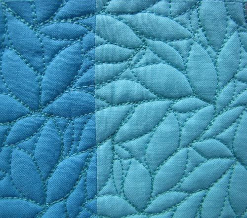 Blue Moon River: Leaves of Green: A free pattern!