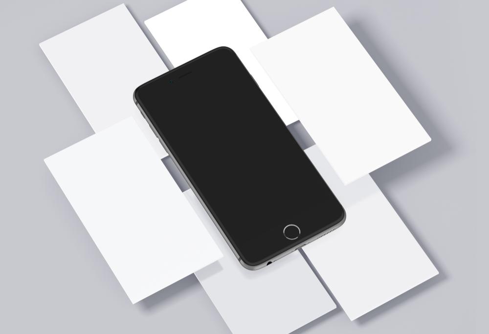 Download Iphone Mobile Screens Mockups Ls Graphics Iphone Mobile Iphone Free Iphone