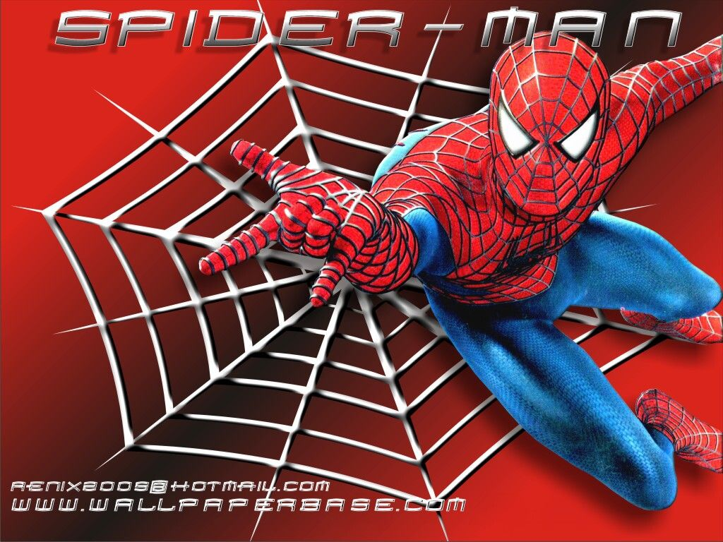 HD Wallpapers Of Spiderman 4 Art