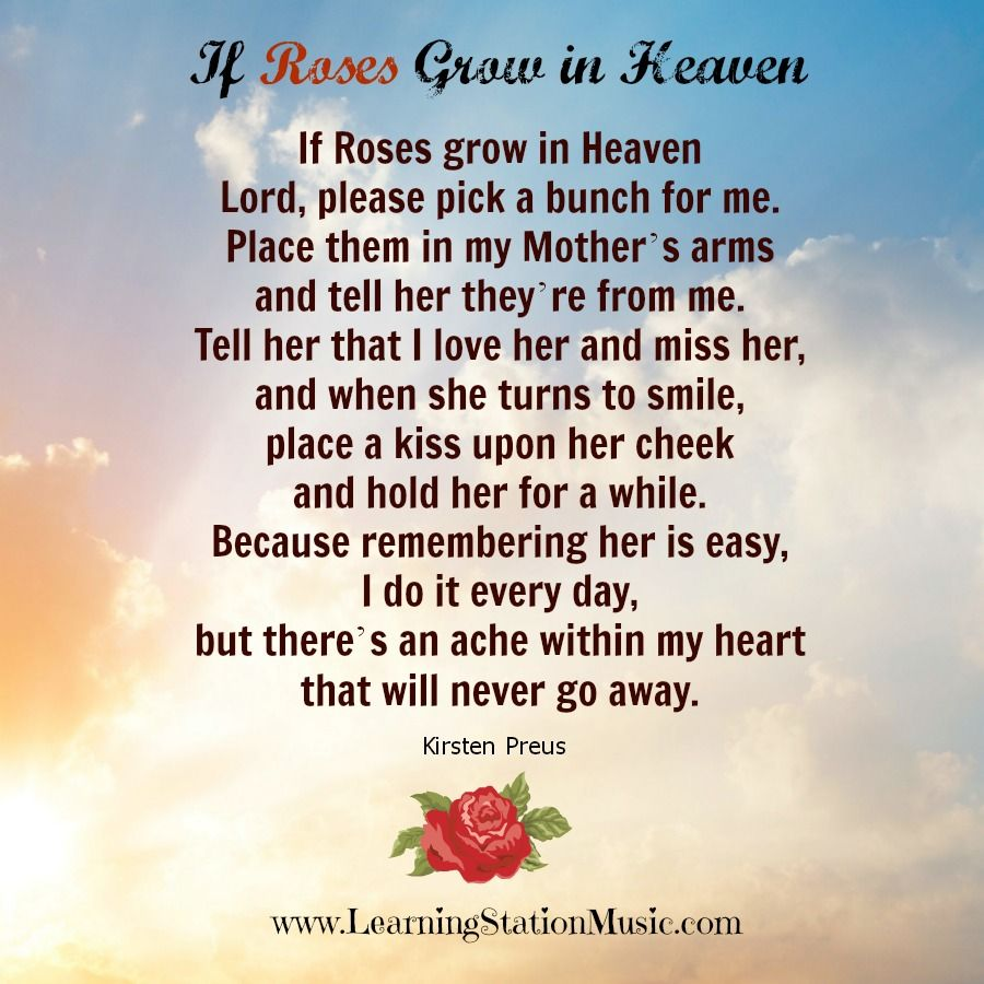 Pin By Roberta Jackson On Meme Quotes Feeling Mom In Heaven Miss You Mom Mother In Heaven