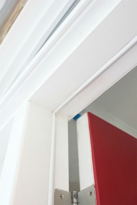 How To Replace Weather Stripping For The Home Pinterest