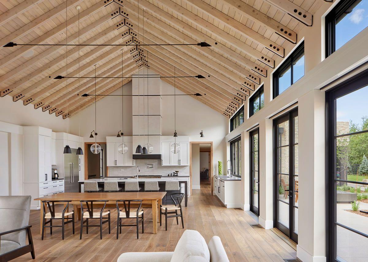 Custom Home Builds And Remodels - Boulder - Aspen - Vail - Denver - Colorado — Haley Custom Homes