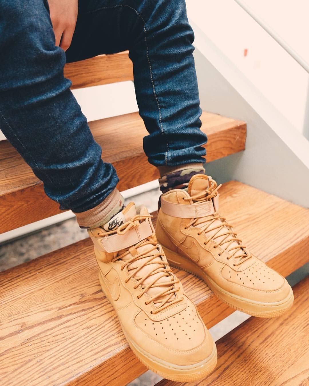 nike air force 1 mid instagram for pc