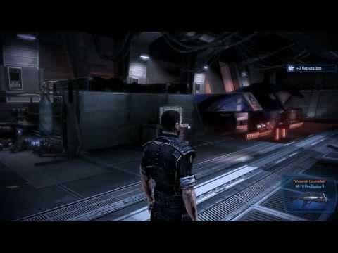 My Mass Effect 3 Video Walkthrough - Part 3 - Citadel & Normandy - Renegade - HD 720