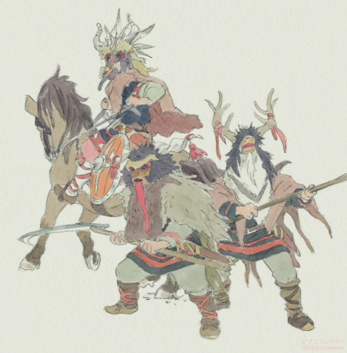 Difference Between Concept Art And Character Design : Ghibli collector character design pinterest studio