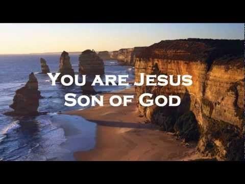 Jesus Son Of God Chris Tomlin Christy Nockels Passion 2012 White Flag With Lyrics Christian Worship Music Jesus Son Of God Praise And Worship Music