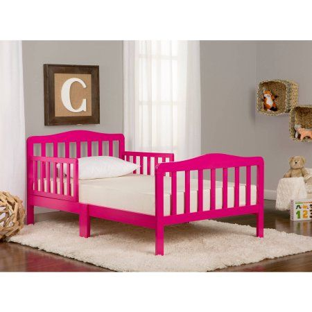 Baby Toddler Bed Pink Toddler Bed Convertible Toddler Bed
