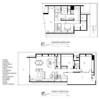 Floating Homes Design Floor Plans