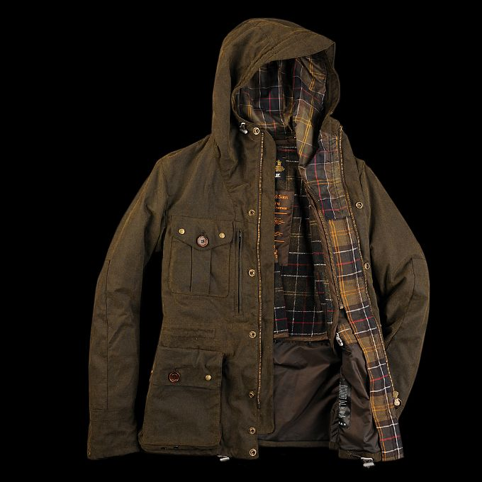 Barbour Mountain Parka In Olive Style Amp Lifestyle Be
