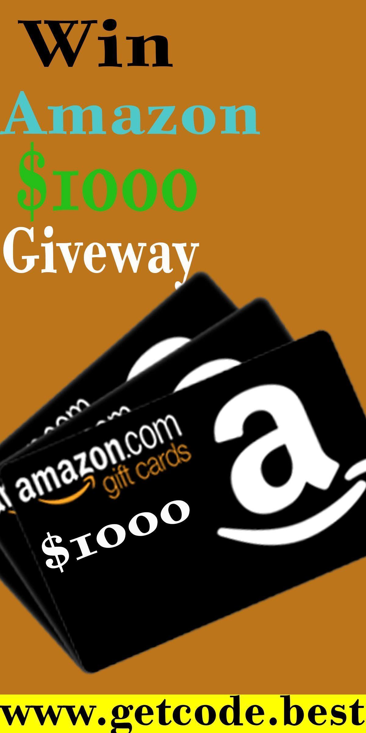 1000 Free Amazon Gift Cards 1000 Free Amazon Gift Cards Amazon Amazongiftcard Cards Co Amazon Gift Card Free Amazon Gift Cards Gift Card Specials