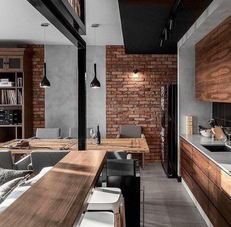 Pin de Jarvis Backer en Интерьеры Pinterest Cocinas, Muebles de