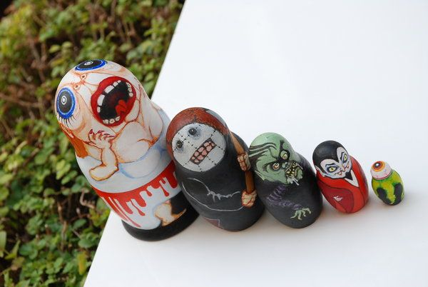 HORRORFLICK BABUSHKA betershot by polpolina.deviantart.com on @DeviantArt