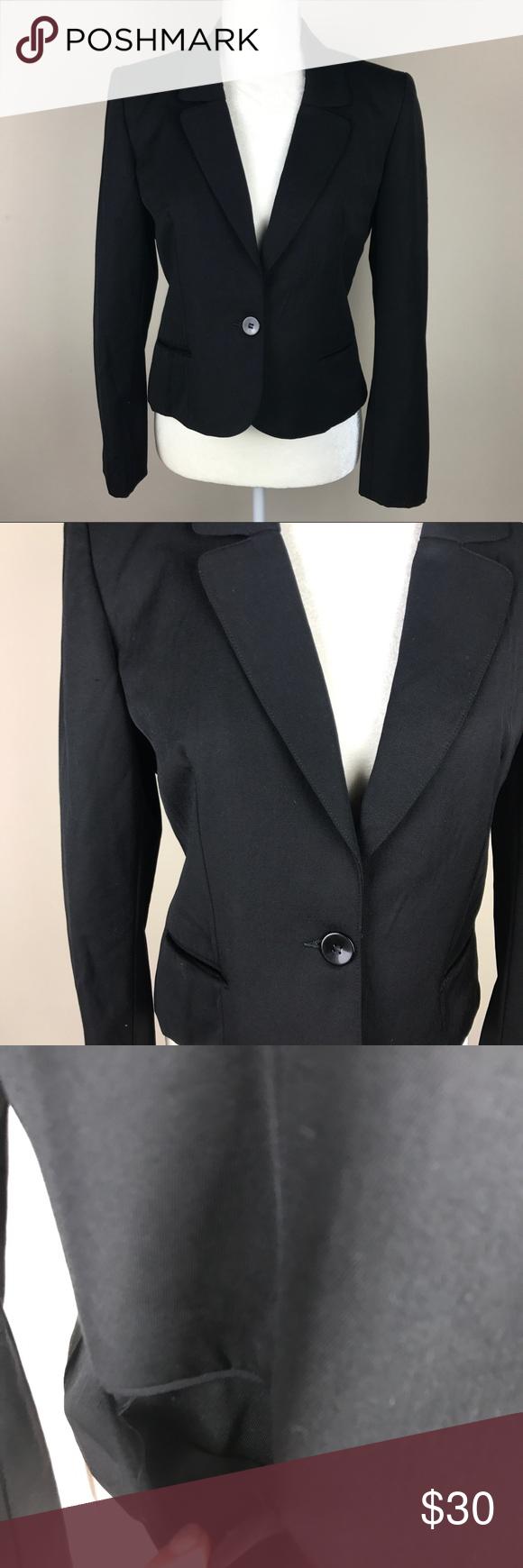 Vintage Diane Von Furstenberg Black Blazer eh Diane Von Furstenberg Jackets & Coats Blazers