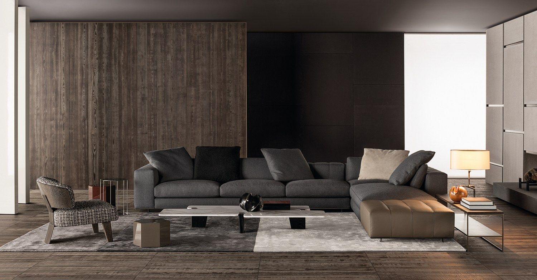 Mobili Minotti ~ Sofa freeman seating system by minotti design rodolfo dordoni