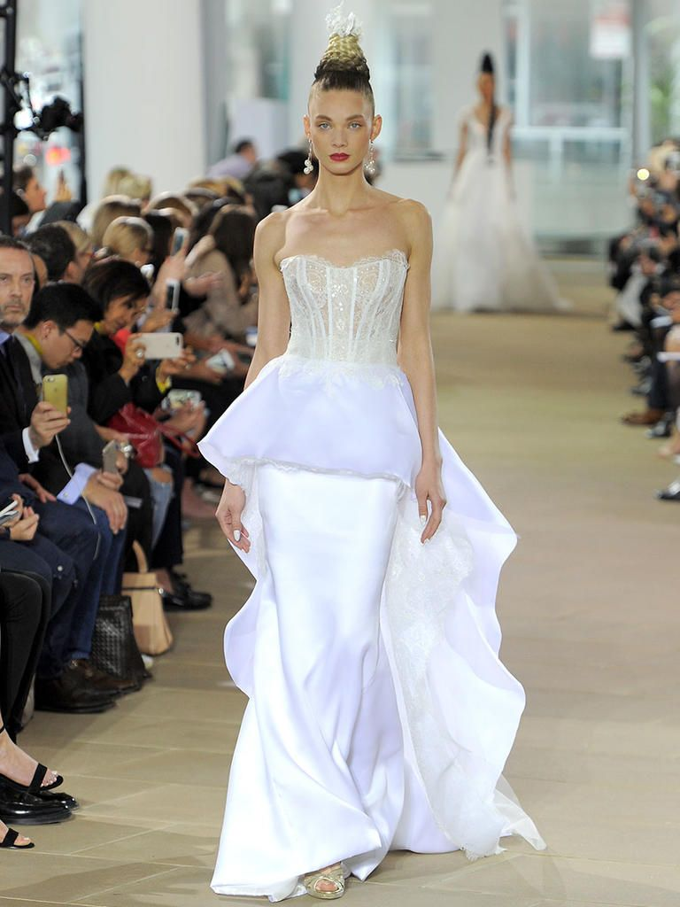 Ines di santo spring classic gowns meet extraluxe details