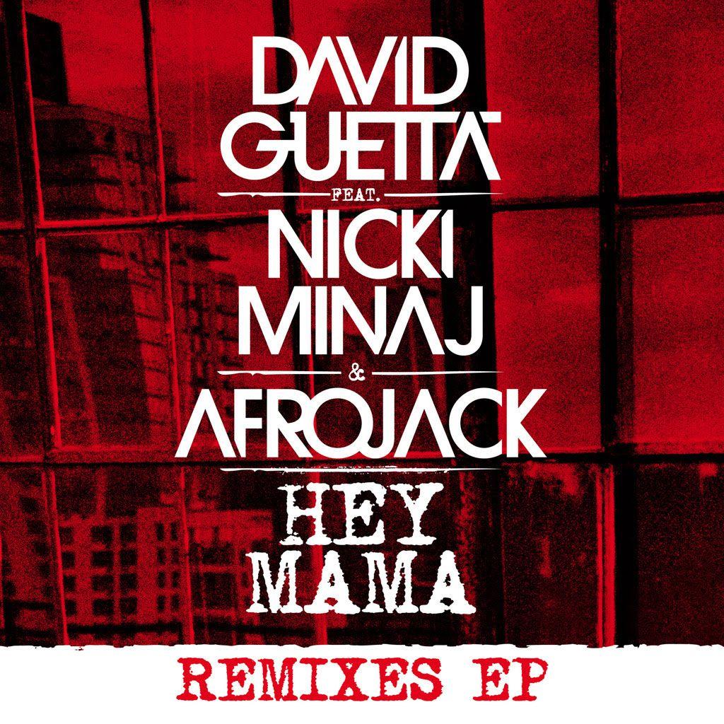 DAVID GUETTA ft Nicki Minaj & Afrojack -