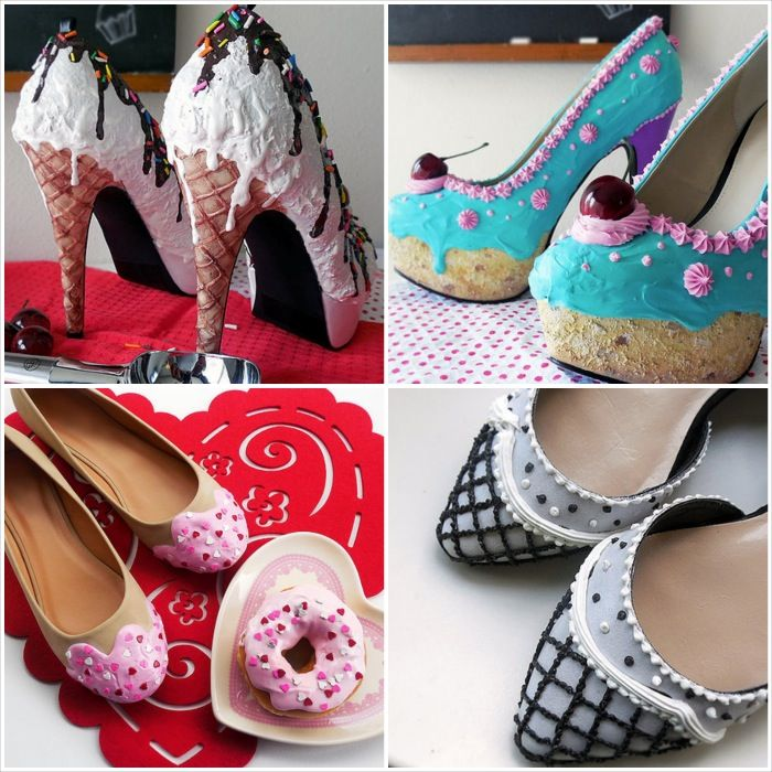 613064d192 Shoe Bakery  Cake Shoes - Dessert Shoes - Ice Cream Shoes ...