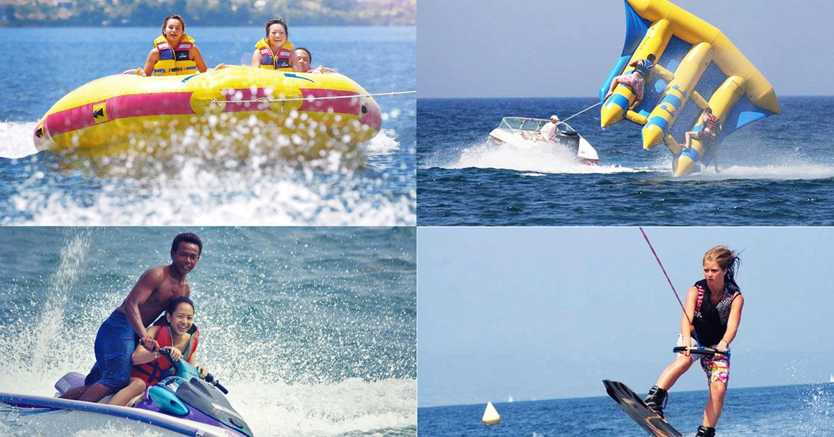 Bali Water Sport Tour Packages In 2019 Watersports Package Bali