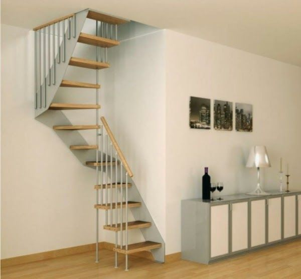 Functional Space Saving Stairs 15 Styles And Ideas Small Space | Style Of Stairs Inside House | Outside India House | Spiral | Design | Mansion | Historic House