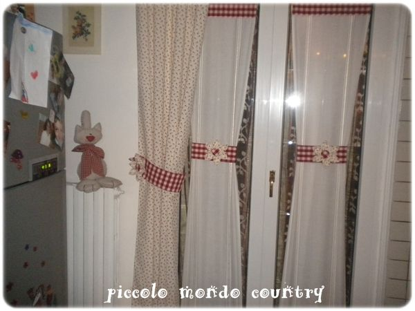 tende cucina country - Cerca con Google | TENDE | Pinterest | Searching