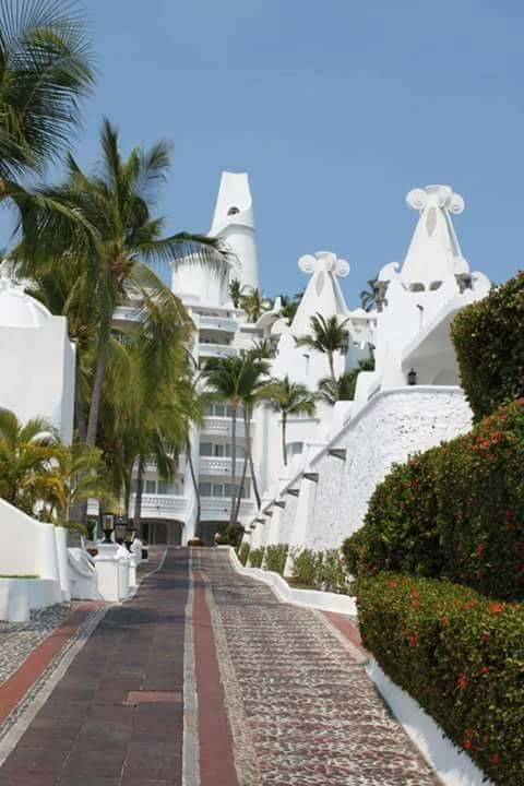 Hotel Las Hadas Manzanillo Mexico Resorts Continents And Countries Places