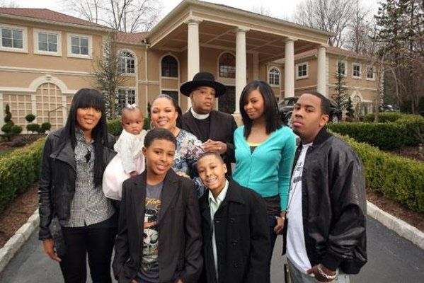 What Up Rev Run Celebrity Families Simmons Family Black Families