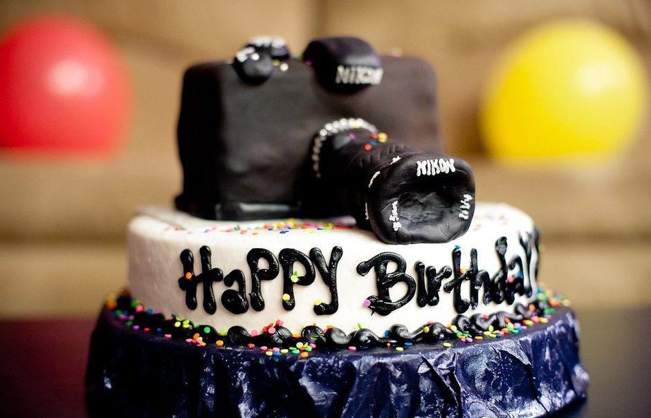 С днем рождения открытки видеооператору