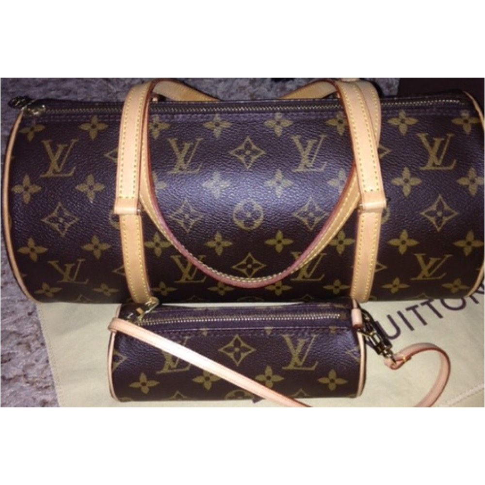 Louis Vuitton Papillon 30 Satchel. Save 19% on the Louis Vuitton Papillon 30 Satchel! This satchel is a top 10 member favorite on Tradesy. See how much you can save
