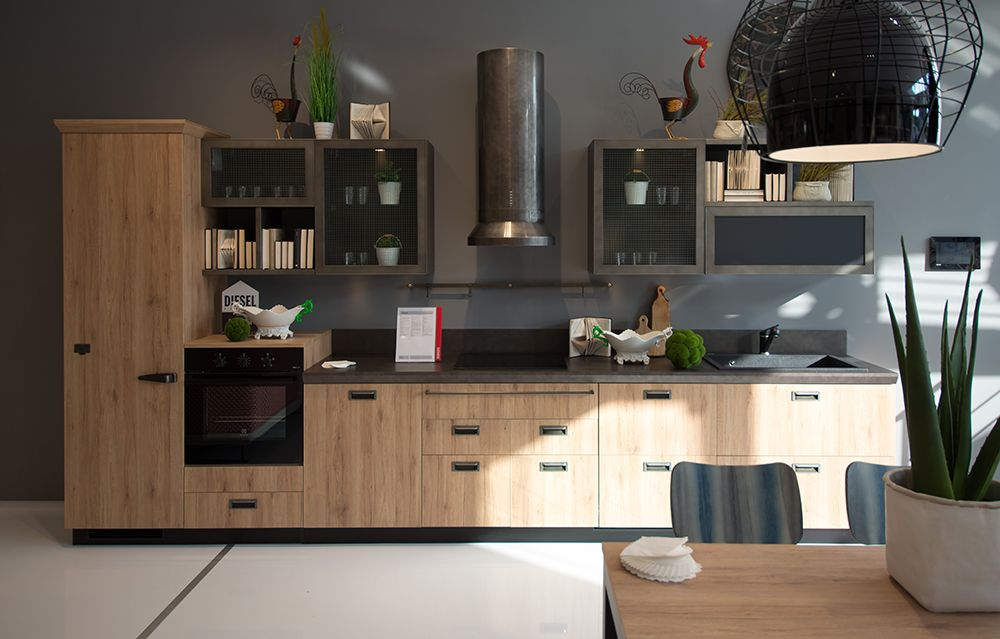 Risultati immagini per scavolini diesel social kitchen | kitchen ...