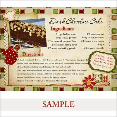 Digital scrapbooking kits baked with love recipe cards fps digital scrapbooking kits baked with love recipe cards fps craftable printables family food recipes mymemories forumfinder Choice Image