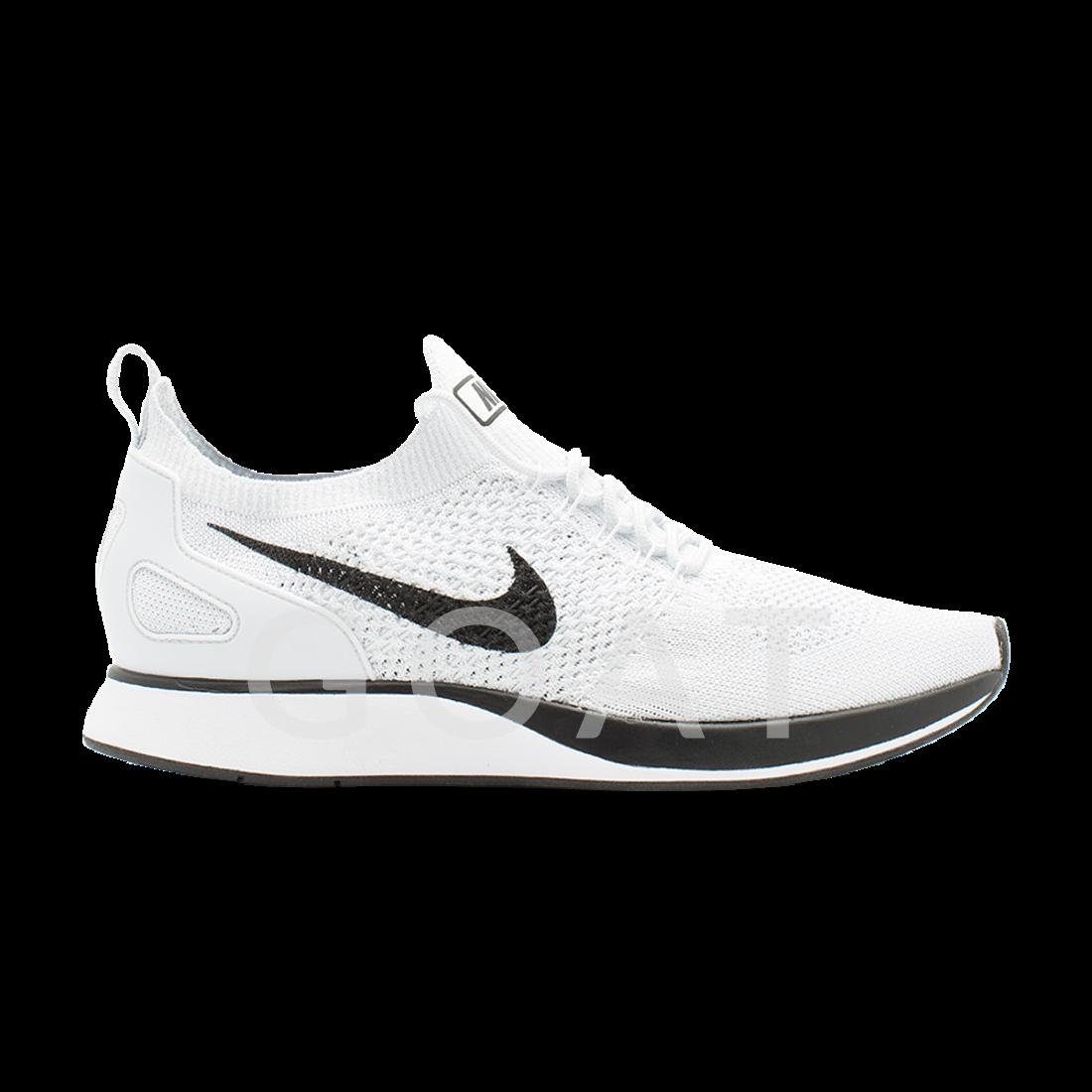 c2667541bab95 Air Zoom Mariah Flyknit Racer - Nike - 918264 002 - pure platinum white