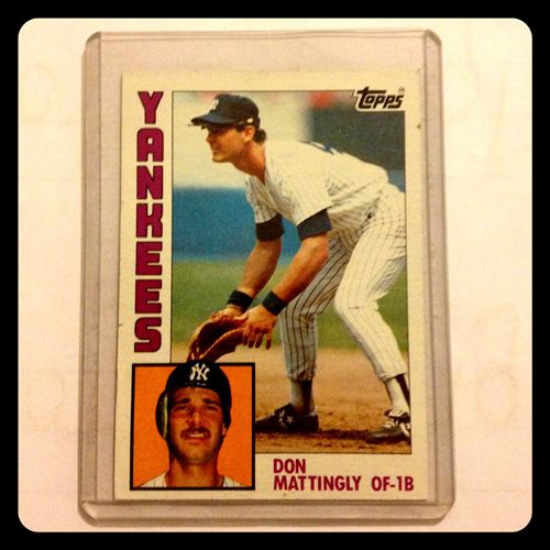 35 Classic Baseball Cards And What They Re Worth Today Don Mattingly Baseball Cards Baseball Cards For Sale