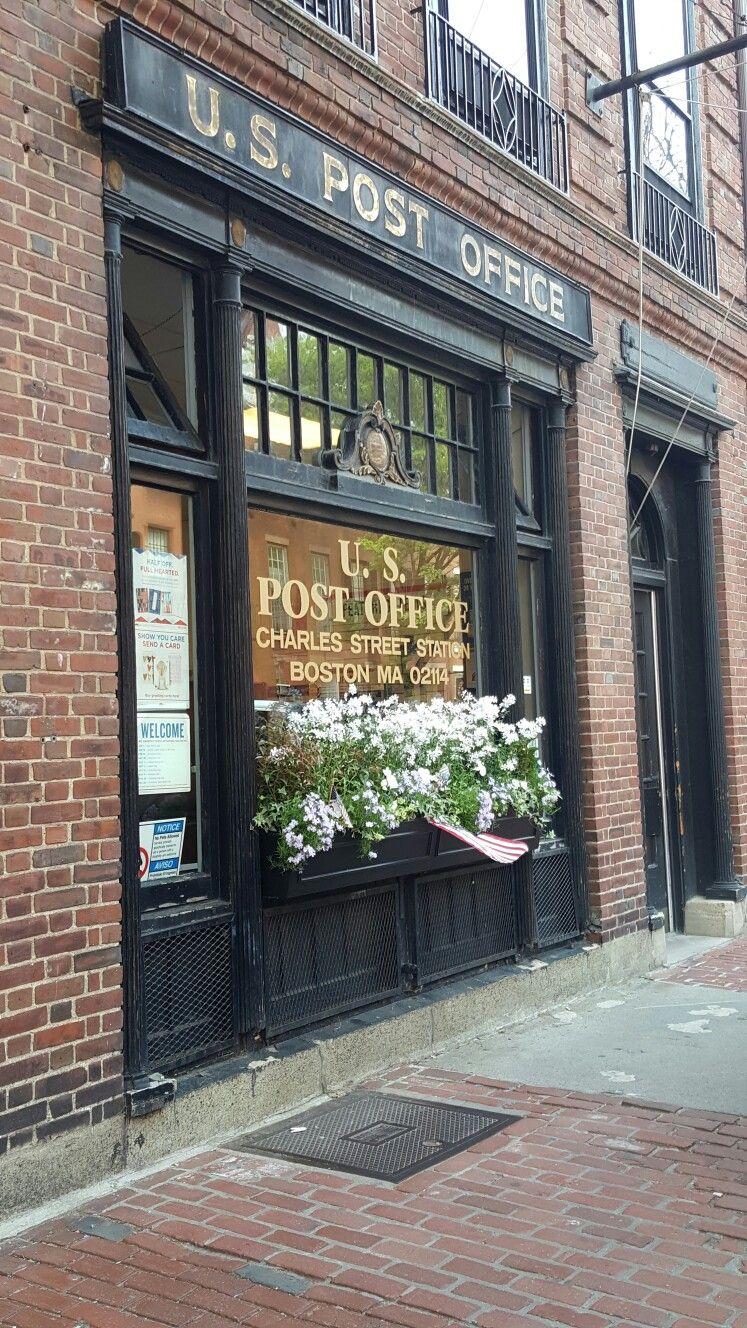 Us Postal Office Antique Row Boston Ma Boston Street Boston Fifty States
